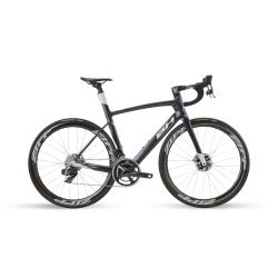 BMX Mongoose L18 SILVER 2020