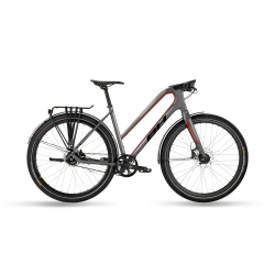 Trottinette électrique Kaabo Skywalker 8 - Rouge - 10,4Ah - Bridée 2020