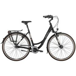 Vélo de ville Bergamont Belami N7 black 2021