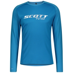 Maillot à manches longues Scott Trail Tuned 2021