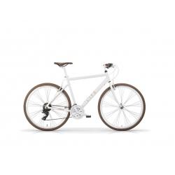 "Vélo cyclocross LIFE 28"" blanc 2021"