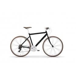 """Vélo cyclocross LIFE 28"""" noir 2021"""