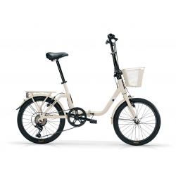 "Vélo pliant KANGAROO 20"" 6 vit. sable 2021"