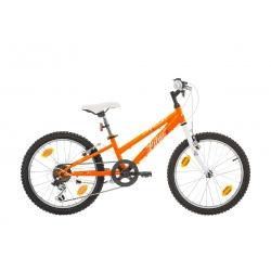 """VTT fille CELINE 20"""" orange/blanc 2020"""