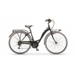 """Vélo de ville AGORA 28"""" noir 2020"""