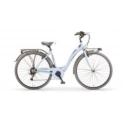 """Vélo de ville AGORA 28"""" bleu 2020"""
