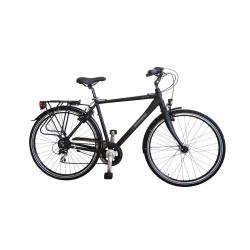 """Vélo de ville TARANTO 400 28"""" homme noir/gris 2020"""