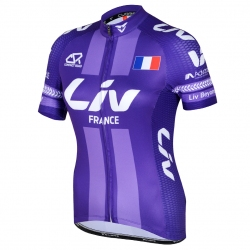 Maillot Giant LIV TEAM France MC 2020