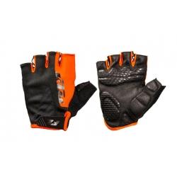 Gants courts KTM Factory Line noir/orange 2021
