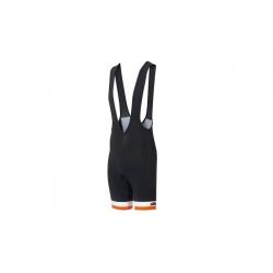 Short KTM Factory Line noirblanc/orange 2021