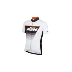 Maillot KTM FACTORY LINE noir/blanc/orange 2020