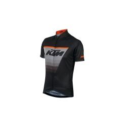 Maillot KTM FACTORY LINE noir/gris/orange 2020