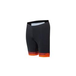 Short KTM FACTORY LINE noir/orange/rouge 2020