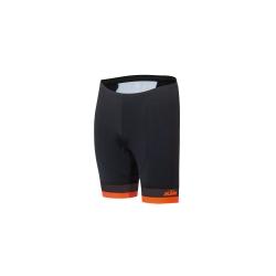 Short KTM FACTORY LINE noir/gris/orange 2020