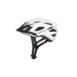 Casque KTM FACTORY LINE blanc/noir 2020