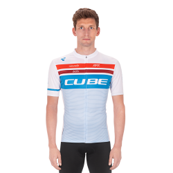 Maillot CUBE TEAMLINE JERSEY CMPT S/S 2020