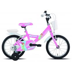 """Vélo enfant FATINA 14"""" rose 2021"""