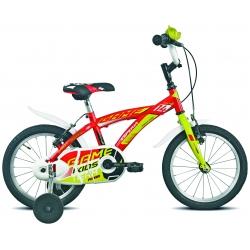 """Vélo enfant PARROT 14"""" rouge 2021"""