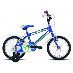 """Vélo enfant SNAKE 14"""" bleu 2021"""