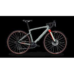 Vélo Gravel BMC URS ONE rouge 2022