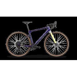 Vélo Gravel BMC URS ONE bleu/jaune 2022