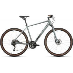 Vélo fitness Cube Nature Pro silvergreen'n'black 2022
