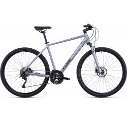 Vélo fitness Cube Nature EXC polarsilver'n'black 2022