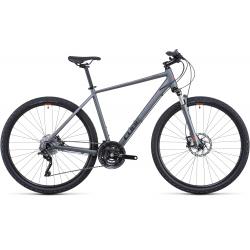 Vélo fitness Cube Nature SL flashgrey'n'orange 2022