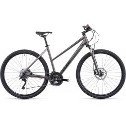 Vélo fitness Cube Nature SL teak'n'black Trapeze 2022