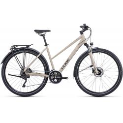 Vélo fitness Cube Nature Pro Allroad desert'n'black Trapeze 2022