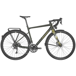 Vélo Gravel Bergamont Grandurance RD 3 black 2022