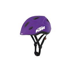 Casque enfant KTM FACTORY KID violet 2022