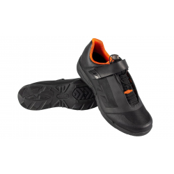 Chaussures KTM FACTORY CHARACTER noir/orange 2022