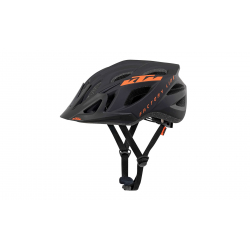 Casque KTM FACTORY LINE noir/orange 2022