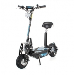 SXT 1000 Turbo - Trottinette Electrique Noir | Lithium LiFePo4 36V/20Ah