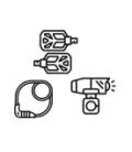 Autres accessoires KTM