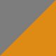 gris/orange