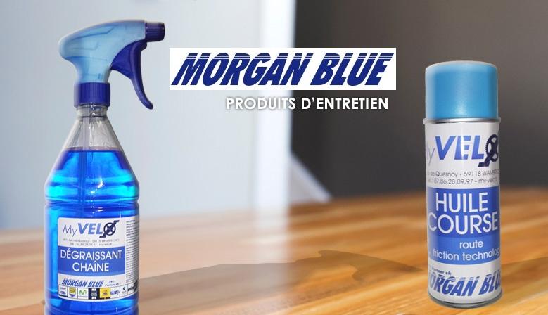 Les produits d'entretien My Velo by Morgan Blue sont arrivés !