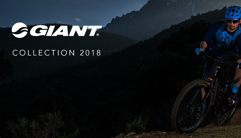 La collection Giant 2018 est disponible sur My-Velo !