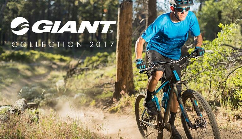 La collection Giant 2017 est disponible sur My-Velo !