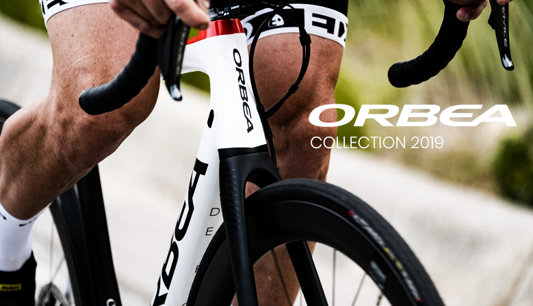 Collection Orbea 2019 - My Velo
