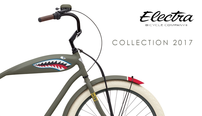 La collection Electra Bike 2017 est disponible sur My Velo.