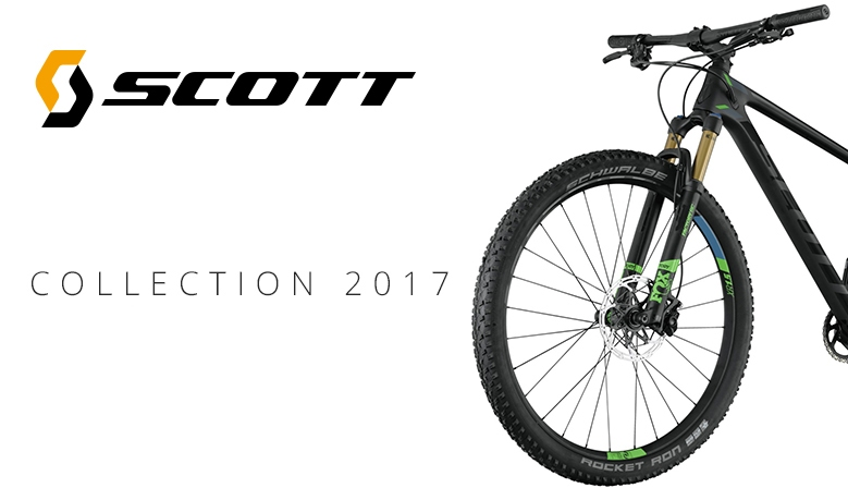 Collection Scott 2017 en précommande