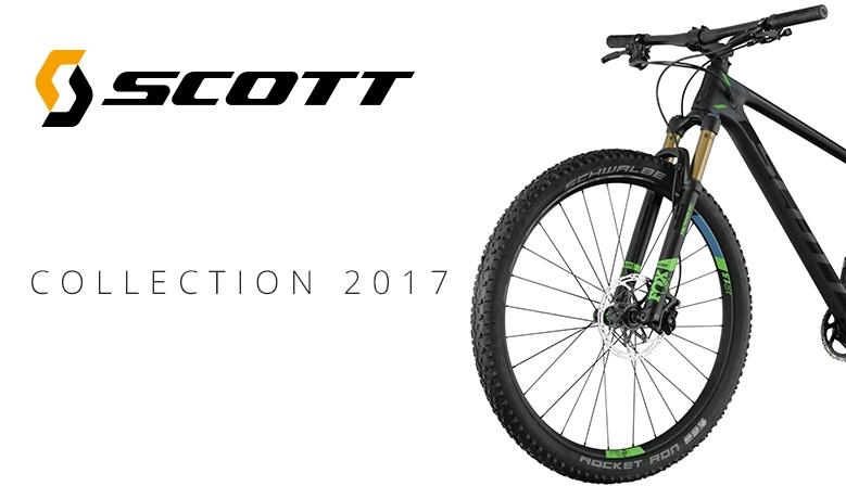 Collection Scott 2017 en précommande