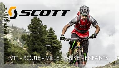 Collection Scott Bikes 2017