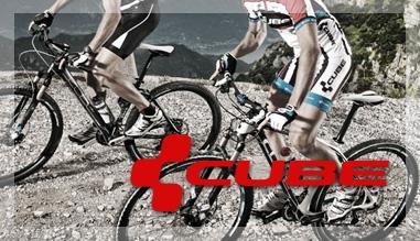 Achat de vélos Cube Bikes